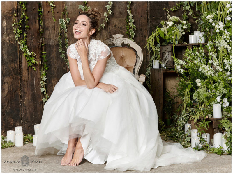Commercial Bridal Couture Photographer